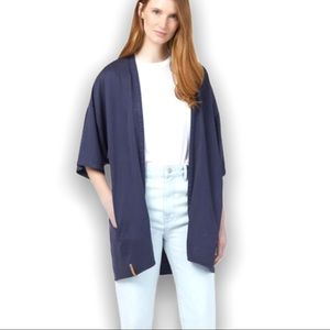 Tentree W Sawara Sweater Cardigan 100% lyocel